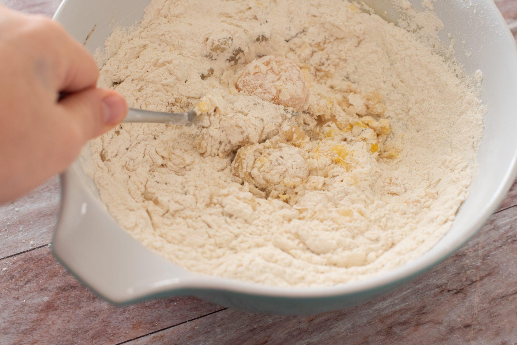 Come fare la pasta frolla all'olio