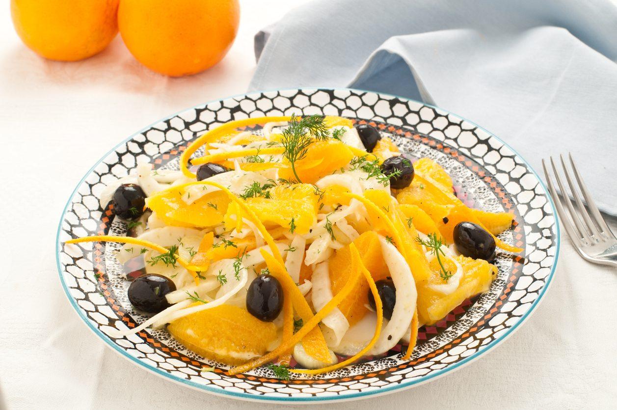 Insalata di arance, finocchi e olive: la ricetta del piatto fresco al profumo di agrumi