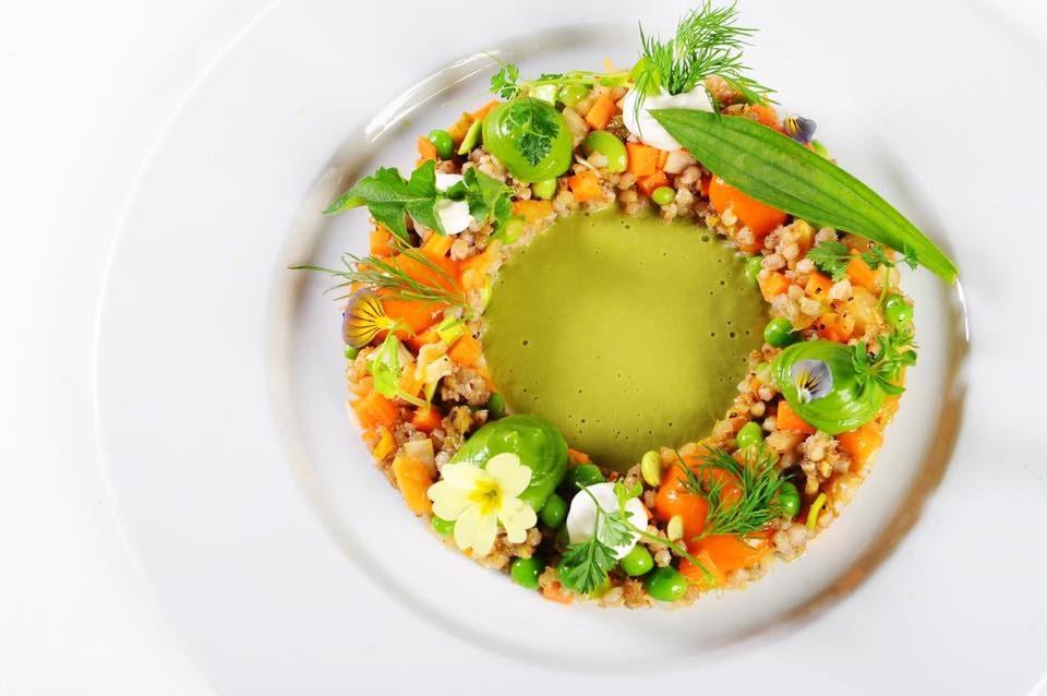Ristoranti vegetariani gourmet: Joia di Pietro Leemann