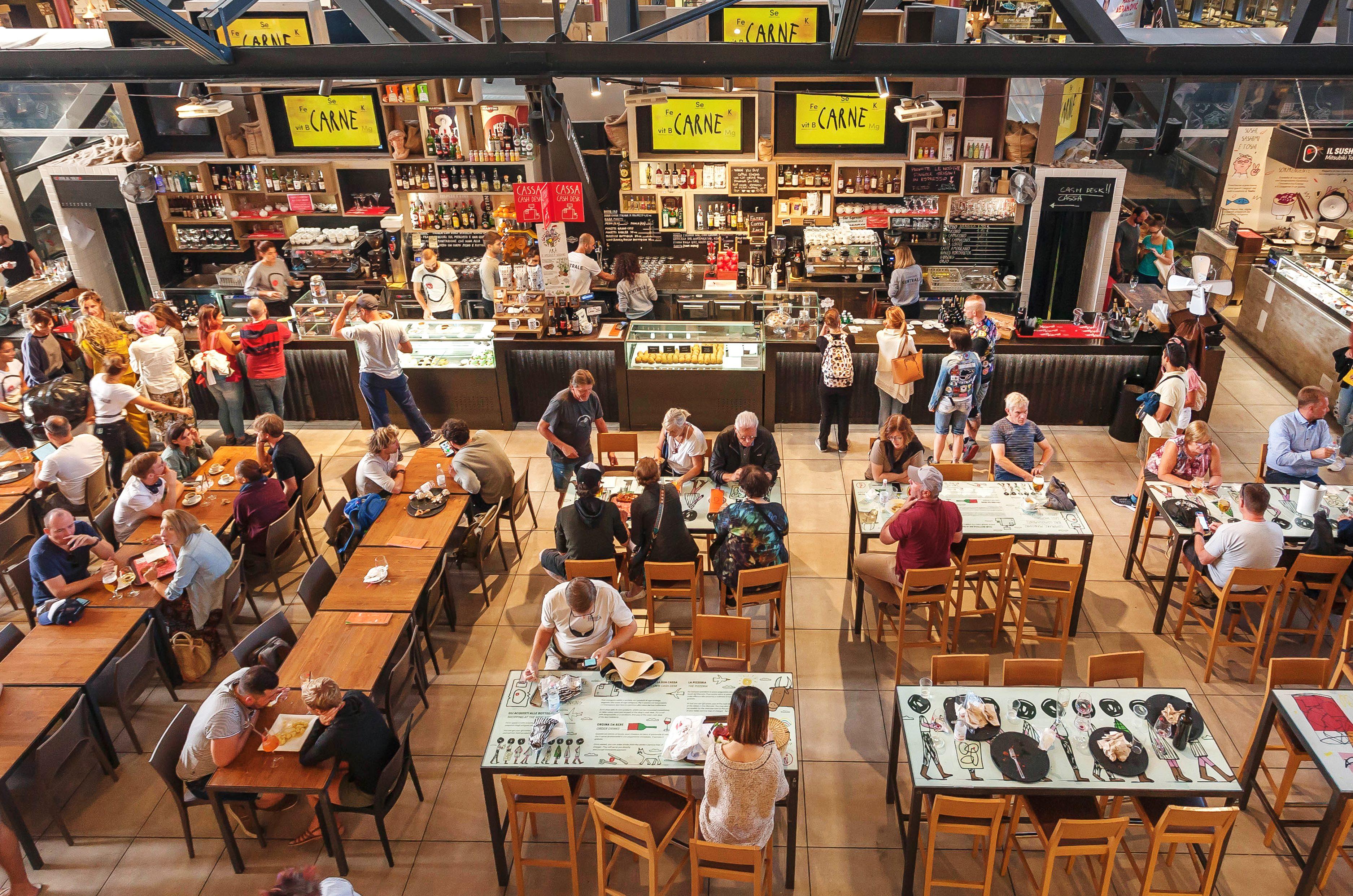 Mercati metropolitani: dove cibo e cultura riescono a dialogare