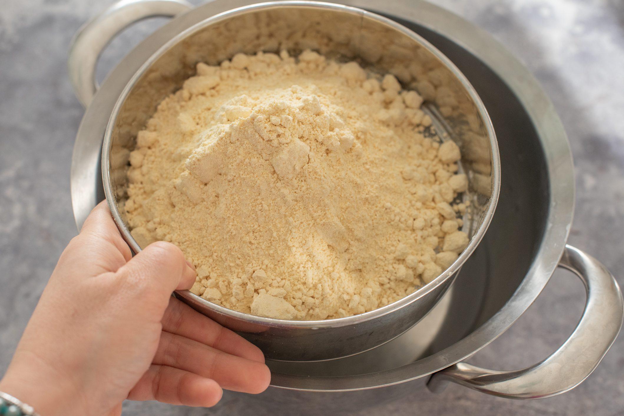 Panissa ligure: la ricetta originale del piatto tradizionale della Liguria