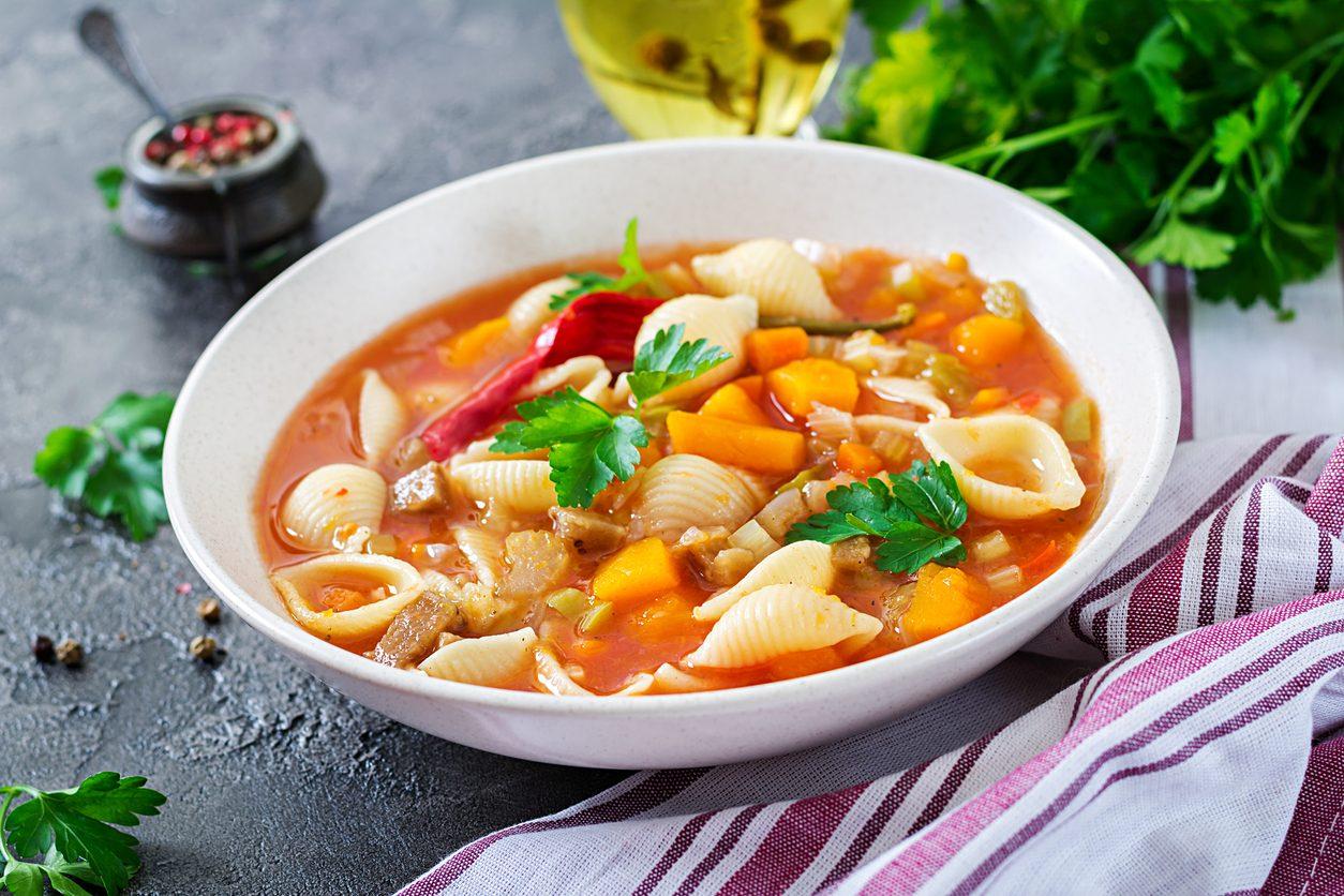 Pasta patate e zucca: la ricetta del primo piatto da gustare nelle giornate fredde