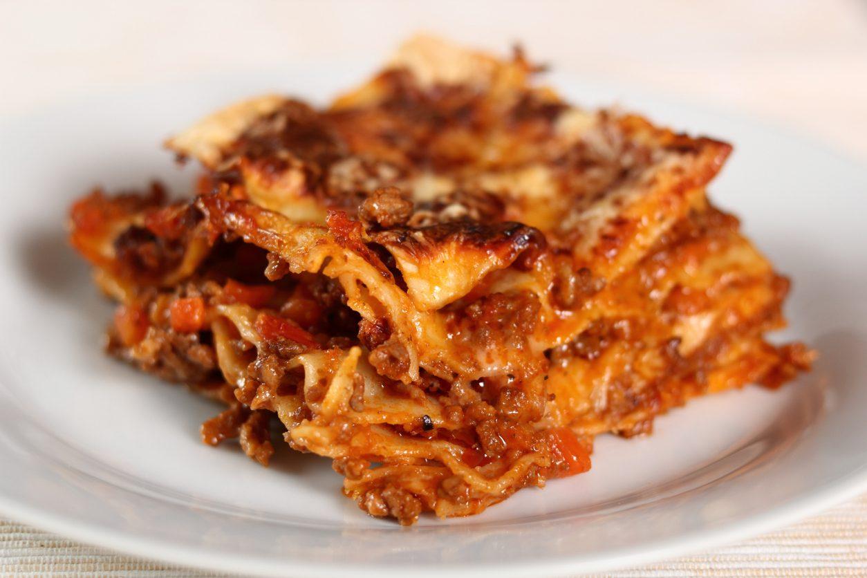 Piatti tipici bolognesi, le lasagne