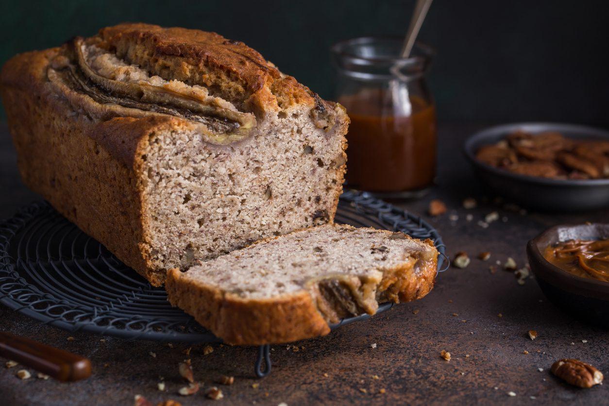 Plumcake di grano saraceno senza glutine: la ricetta rustica e golosa