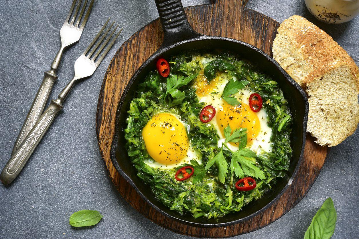 10 secondi piatti con le uova: ricette semplici e invitanti per fare il pieno di gusto