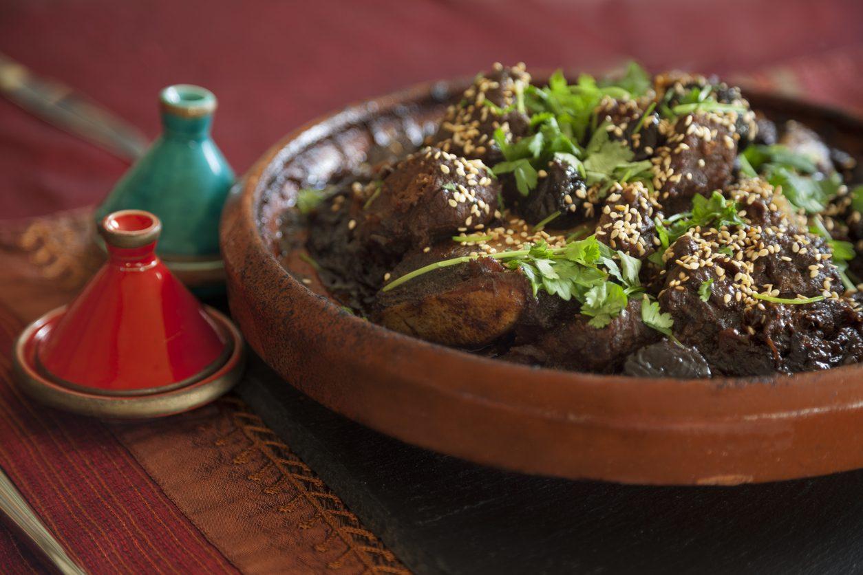 Tajine di manzo: la ricetta del piatto tradizionale marocchino