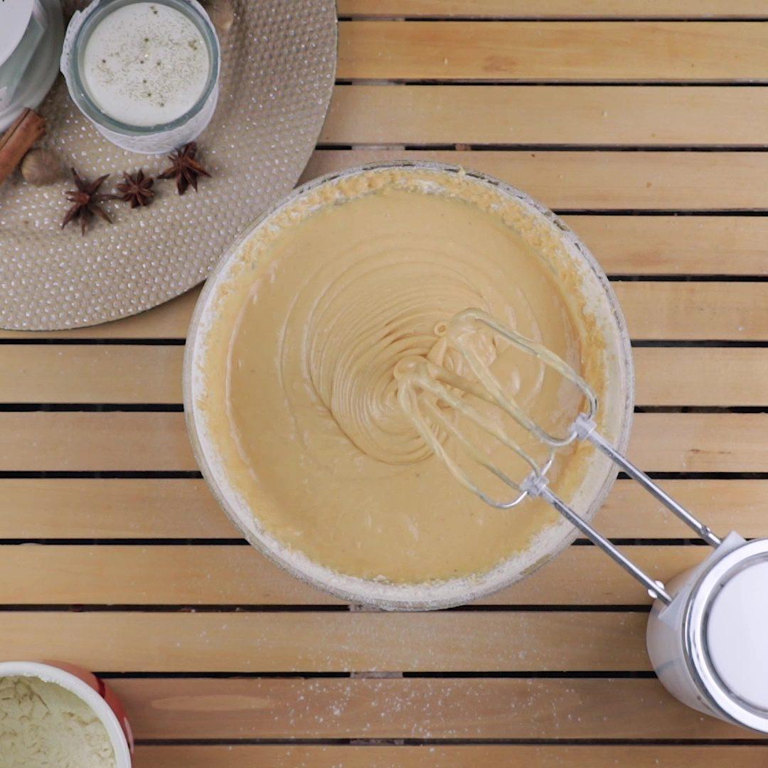 Torta al dulce de leche