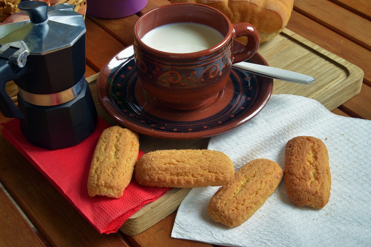 Biscotti da inzuppo: la ricetta tradizionale dei biscotti da colazione
