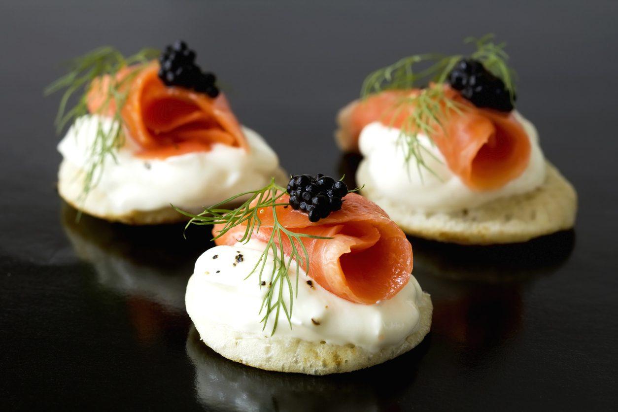 Blinis: la ricetta delle focaccine salate tipiche della cucina russa