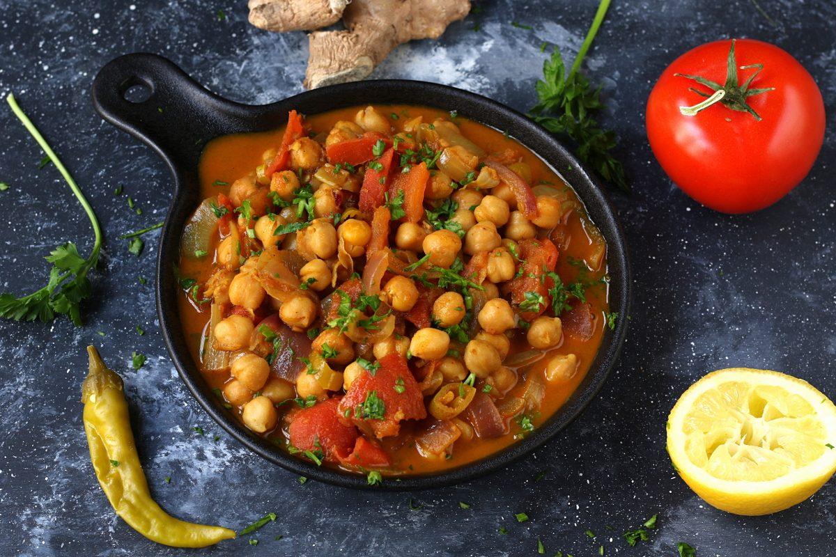 Chana masala: la ricetta della zuppa di ceci speziata tipica del Punjub