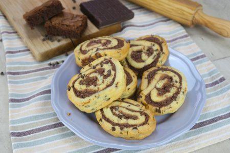 Cookies brownie: la ricetta dei dolcetti americani facili e golosi