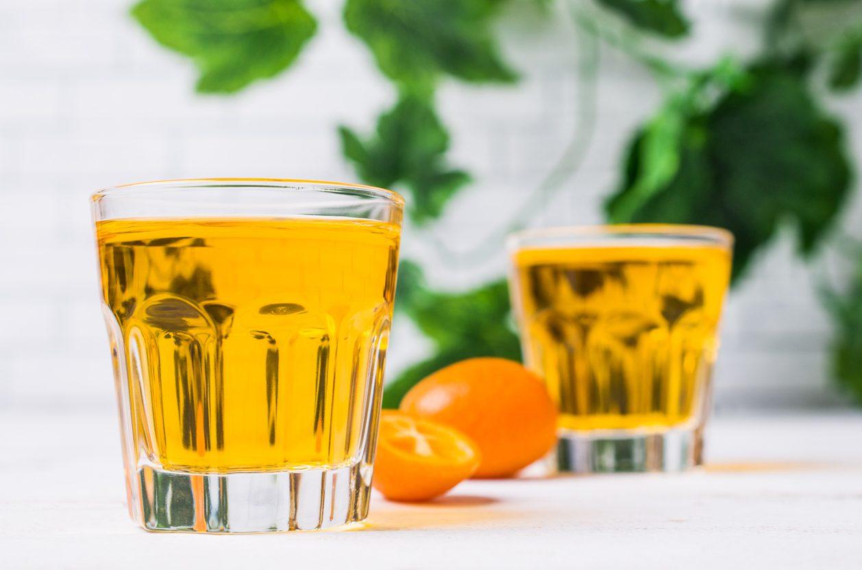 Liquore al mandarino: la ricetta per preparare il mandarinetto in casa