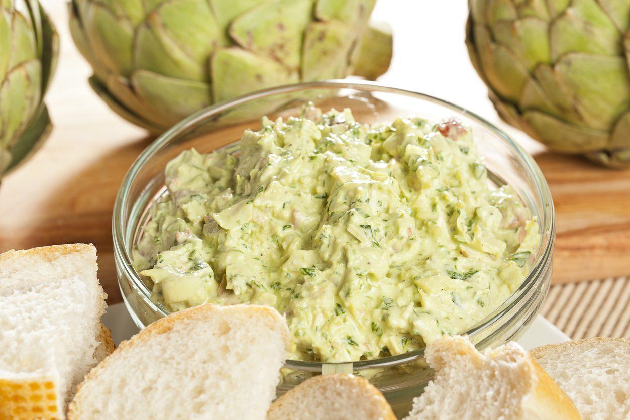 Patè di carciofi: la ricetta semplice e gustosa per antipasti e finger food