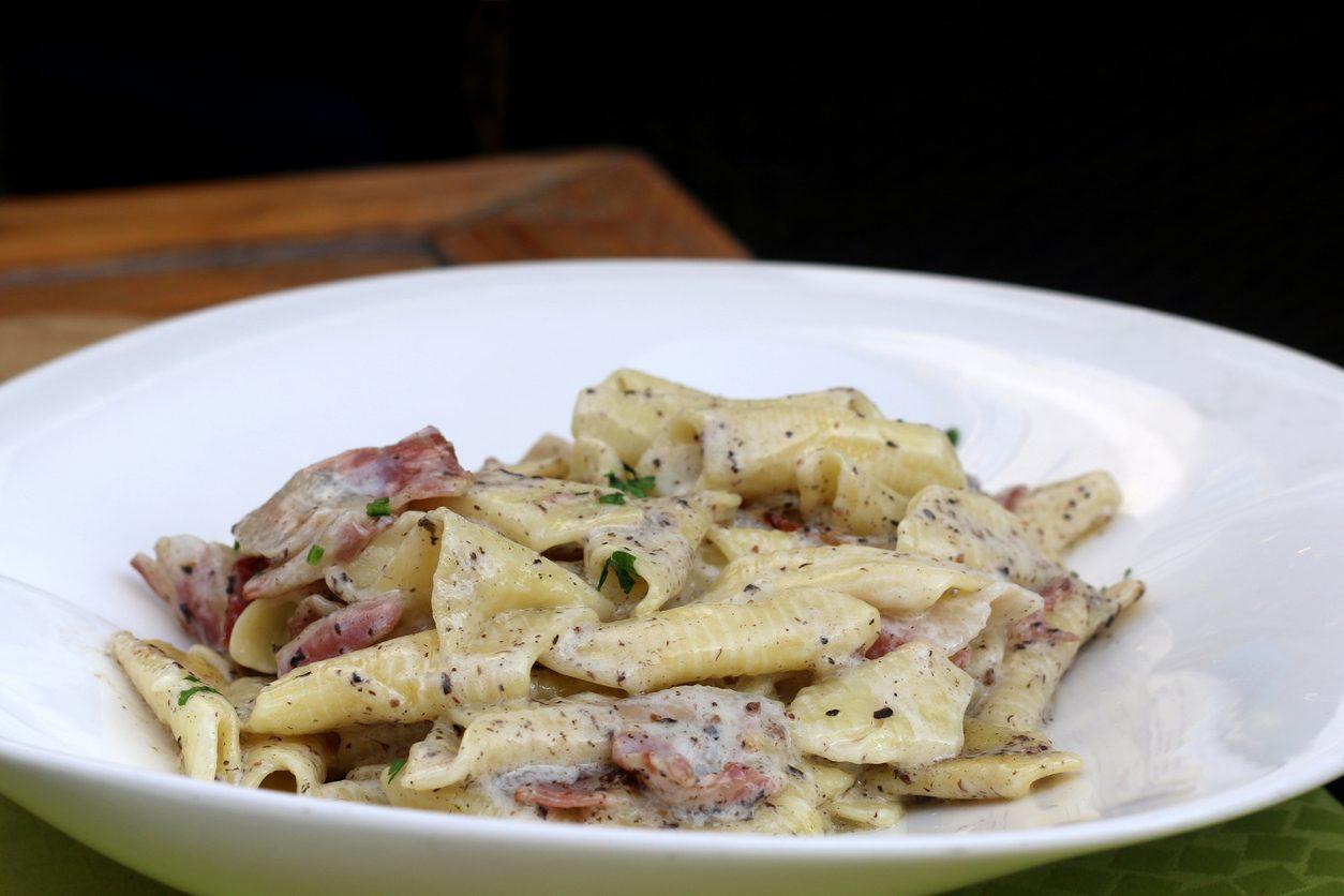 Pennette al tartufo: la ricetta del primo piatto dal profumo inconfondibile