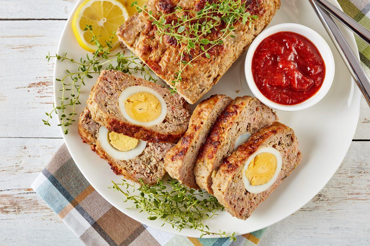 Polpettone di agnello: la ricetta del secondo piatto ricco e gustoso