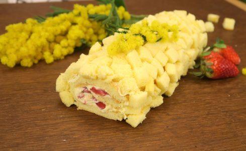 Rotolo mimosa: la ricetta del dolce goloso e delicato per la festa della donna