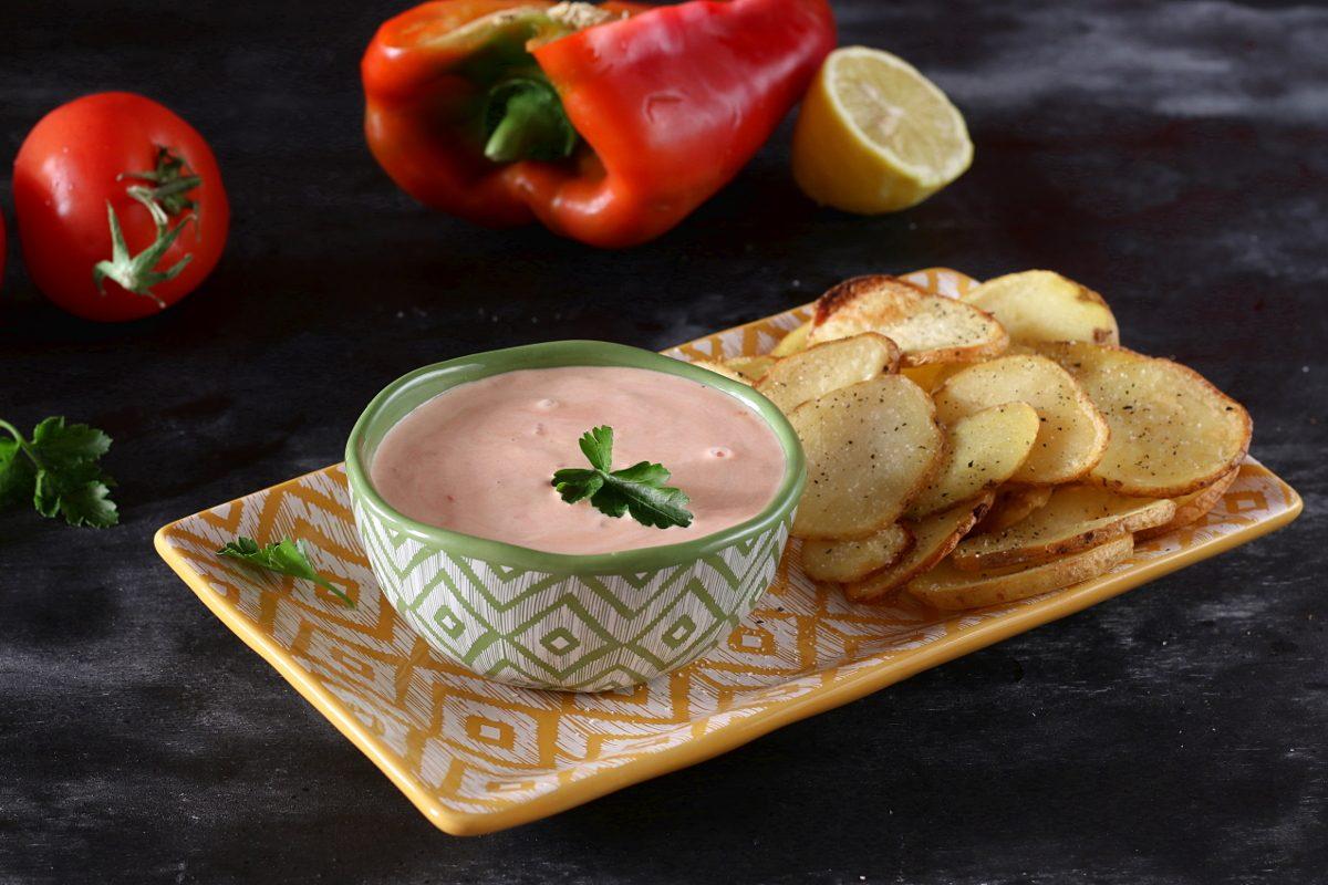 Salsa andalusa: la ricetta della specialità belga perfetta per le patatine