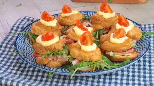 Zeppole di San Giuseppe salate: la ricetta dell'antipasto sfizioso per la festa del papà