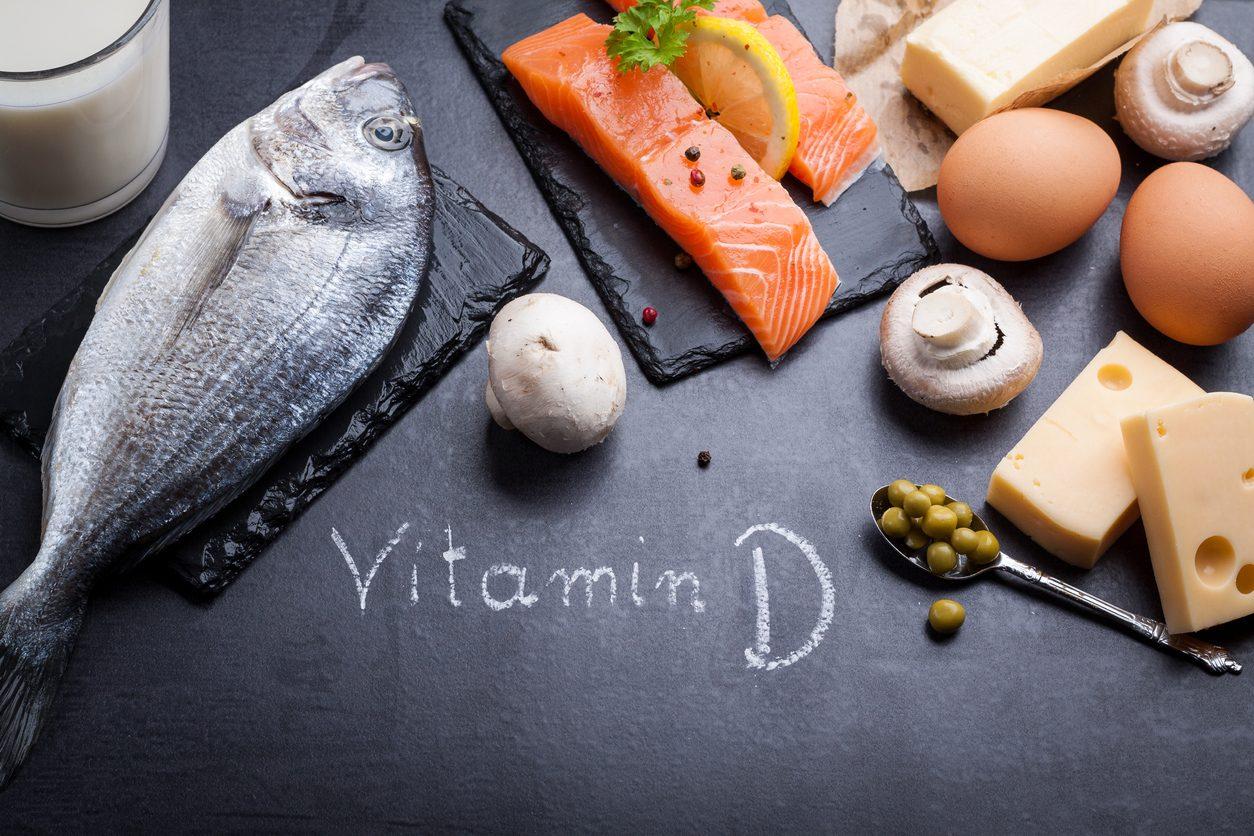 Gli 8 alimenti più ricchi di Vitamina D