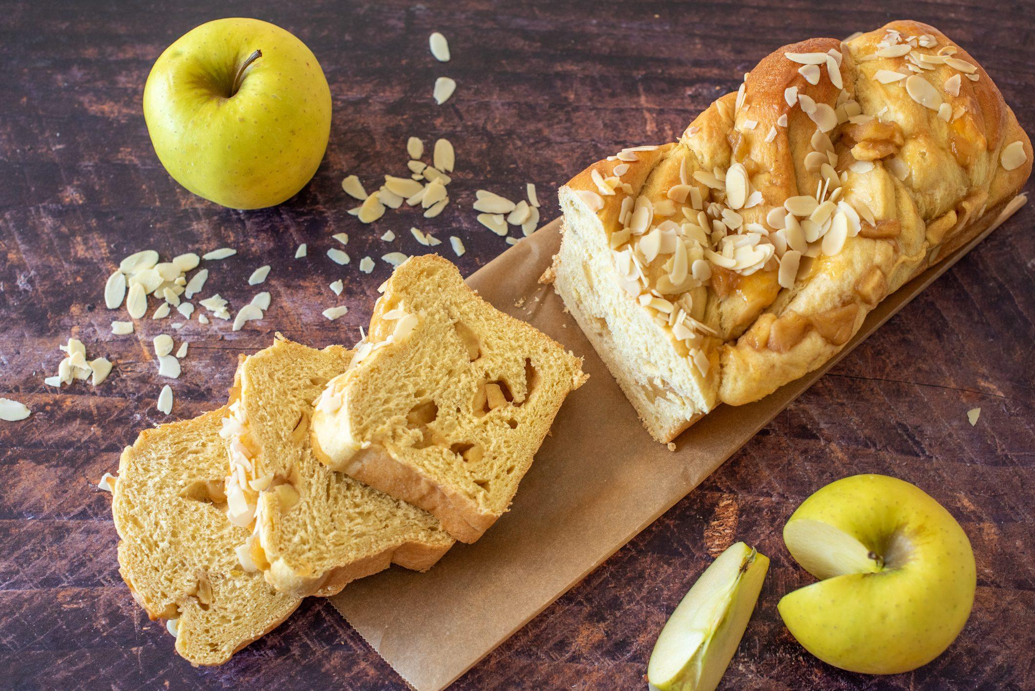 Babka alle mele: la ricetta della brioche super soffice della tradizione polacca