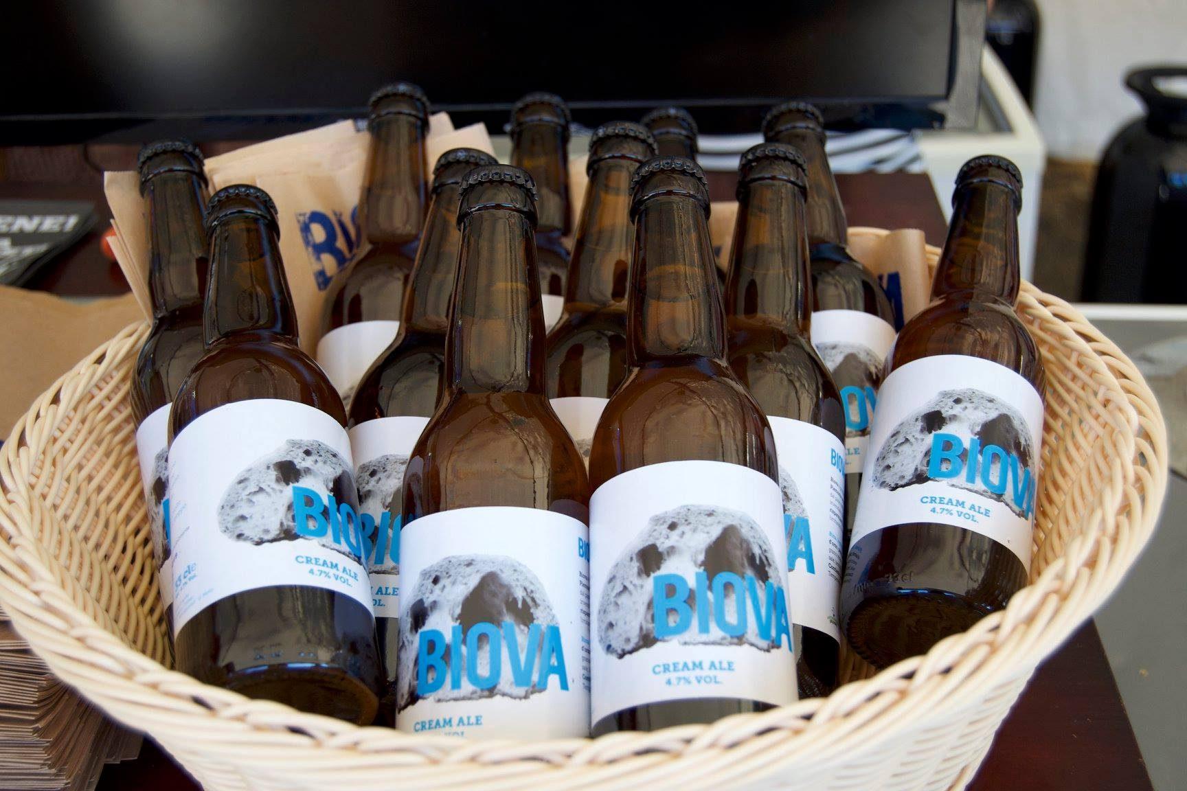 Una birra che nasce dal pane vecchio: l'idea di tre piemontesi contro lo spreco alimentare