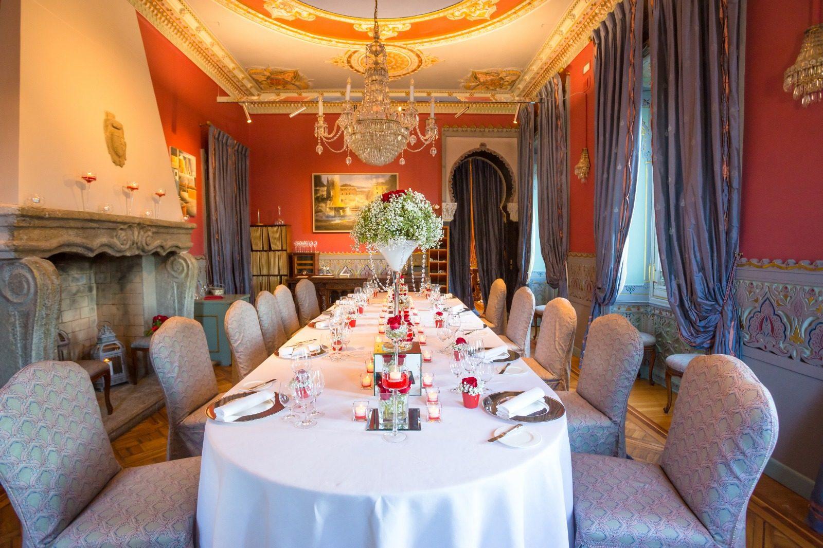 Il menu di San Valentino 2020 di Antonino Cannavacciuolo a Villa Crespi