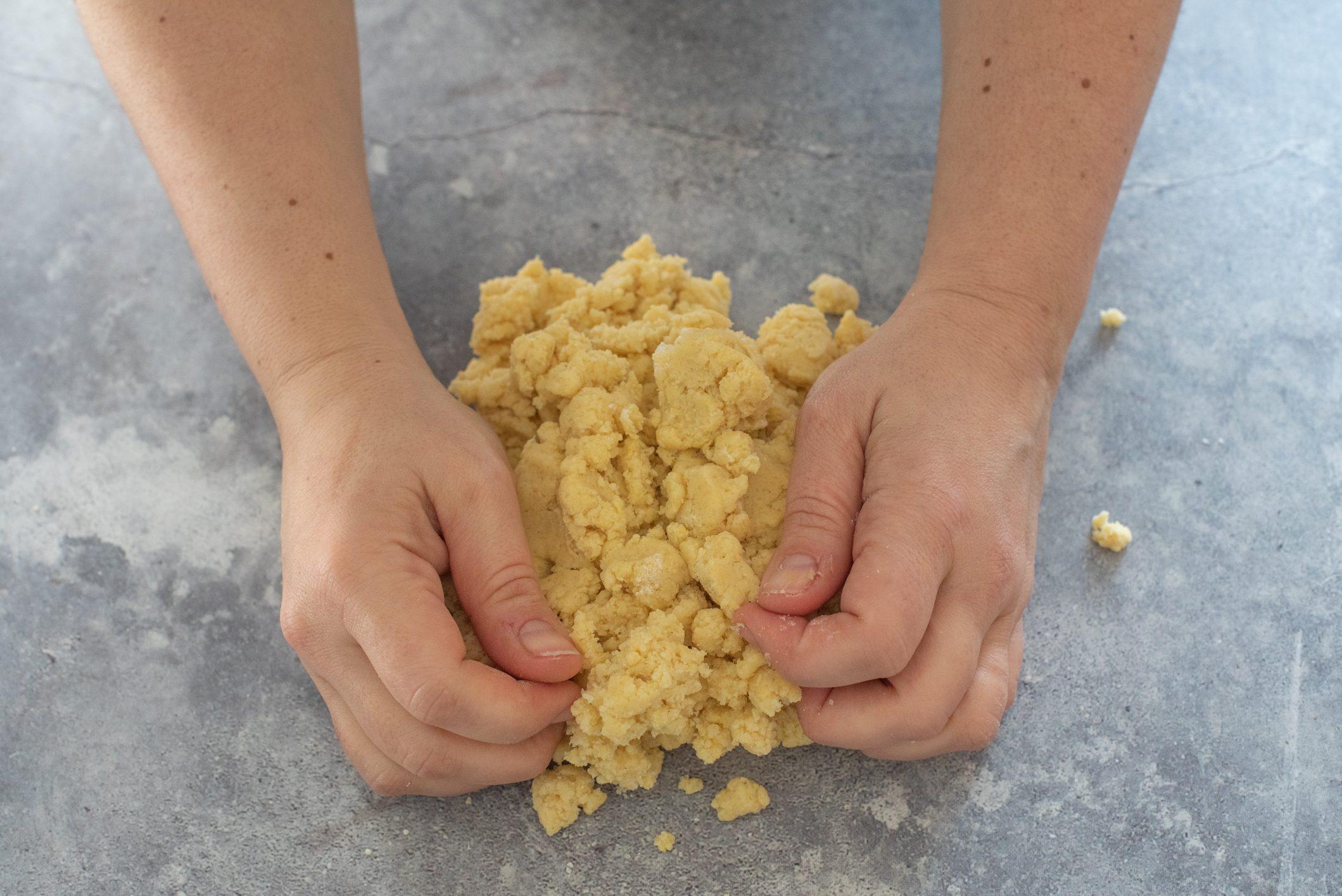 Crostata ricotta e fragole