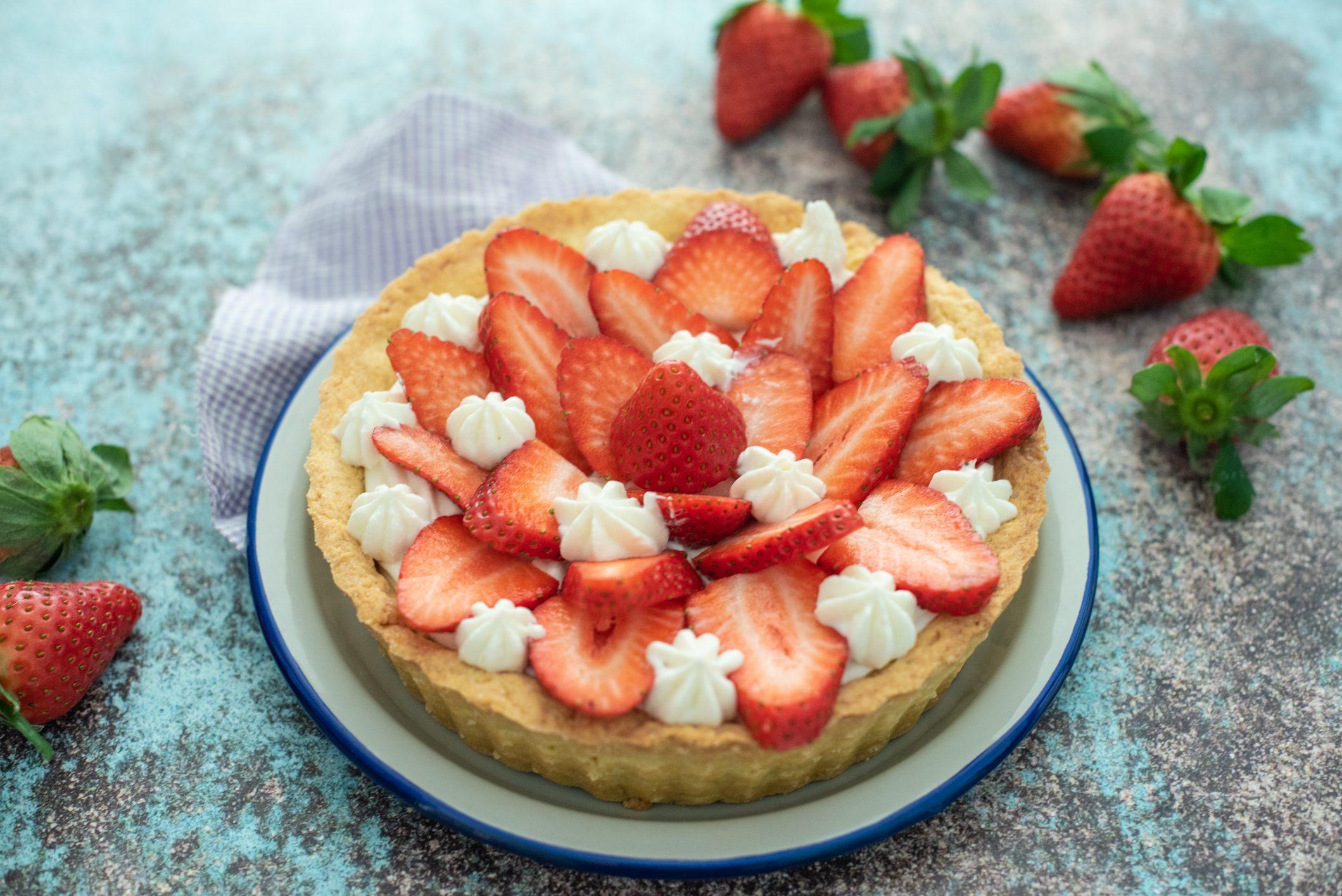 Crostata festa della mamma: la ricetta del dolce per festeggiare tutte le mamme