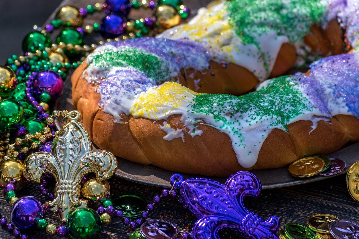 Il Mardi Gras di New Orleans: cosa si mangia durante la festa più pazza del mondo