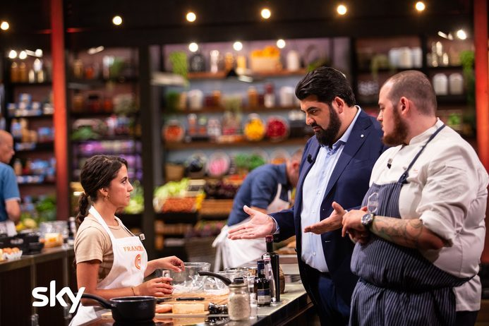 Masterchef Italia 9: pesce di lago, l'esterna a Brera e la sfida sui piatti di Don Alfonso