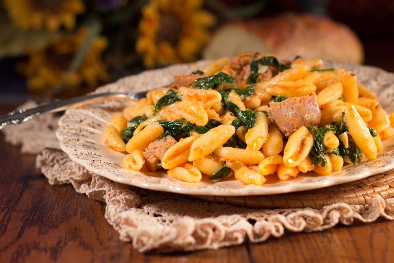 Cucina pugliese: piatti tipici pugliesi, i cavatelli