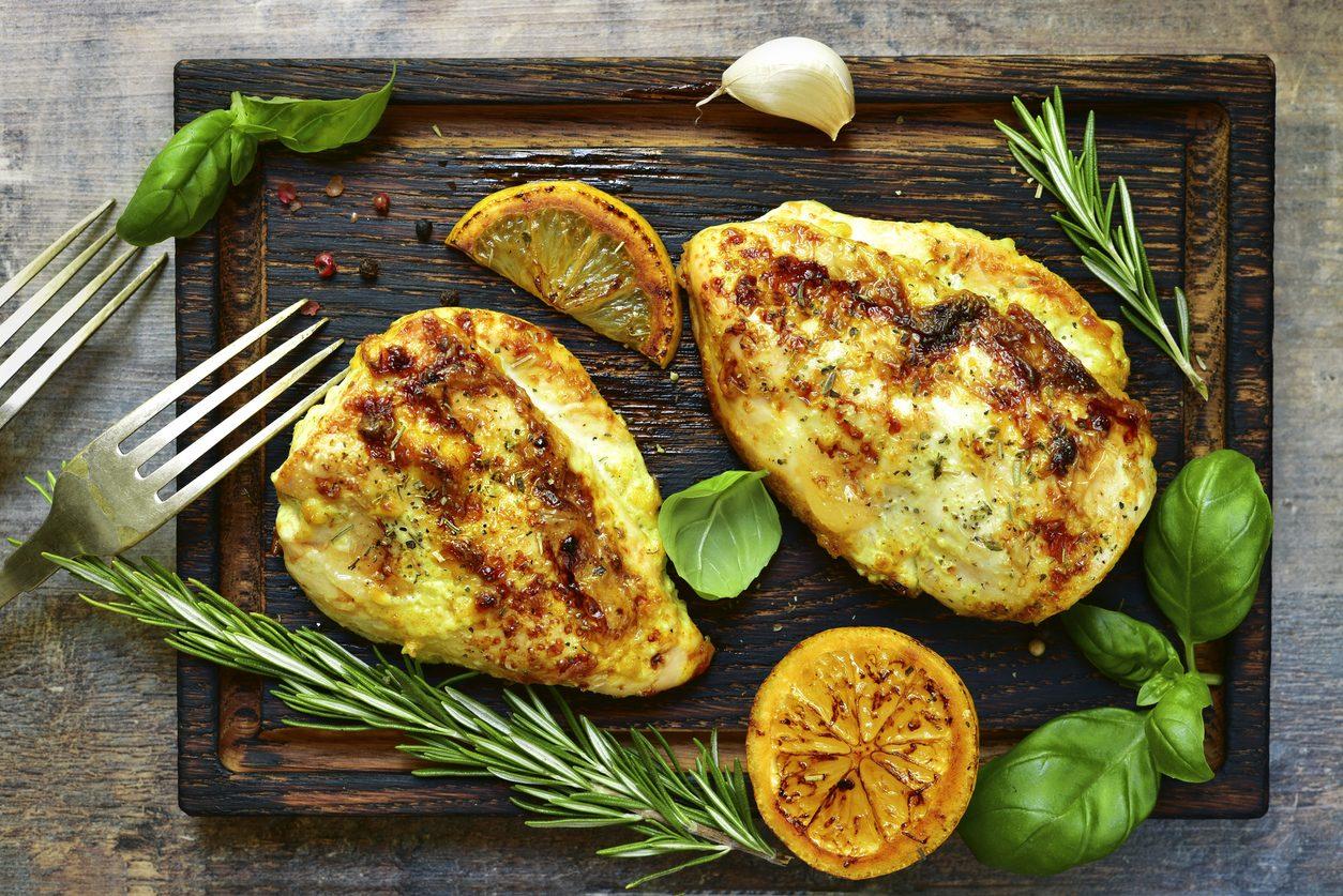 8 errori da non fare quando si cucina il pollo