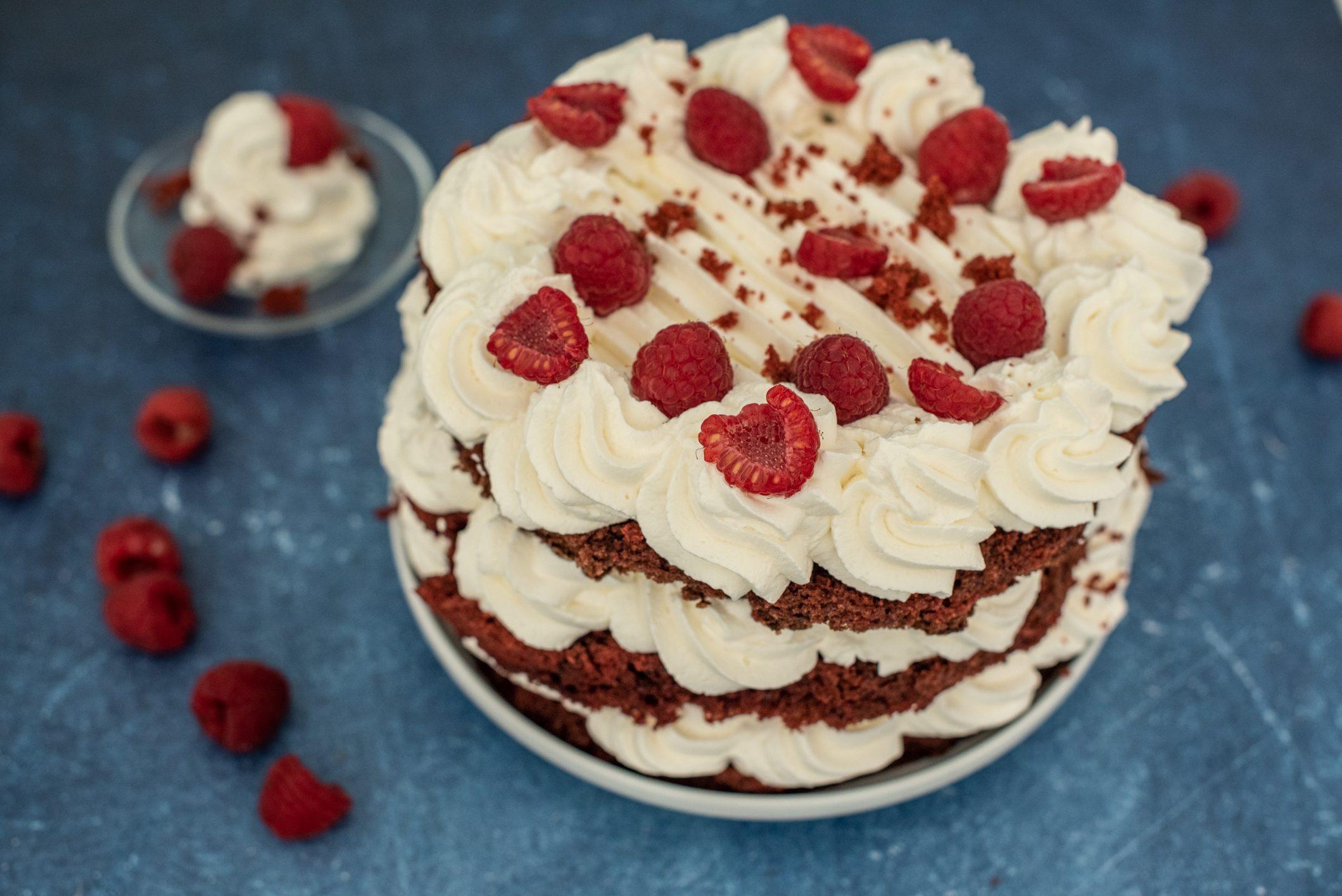 Red Velvet: la ricetta della torta americana super romantica