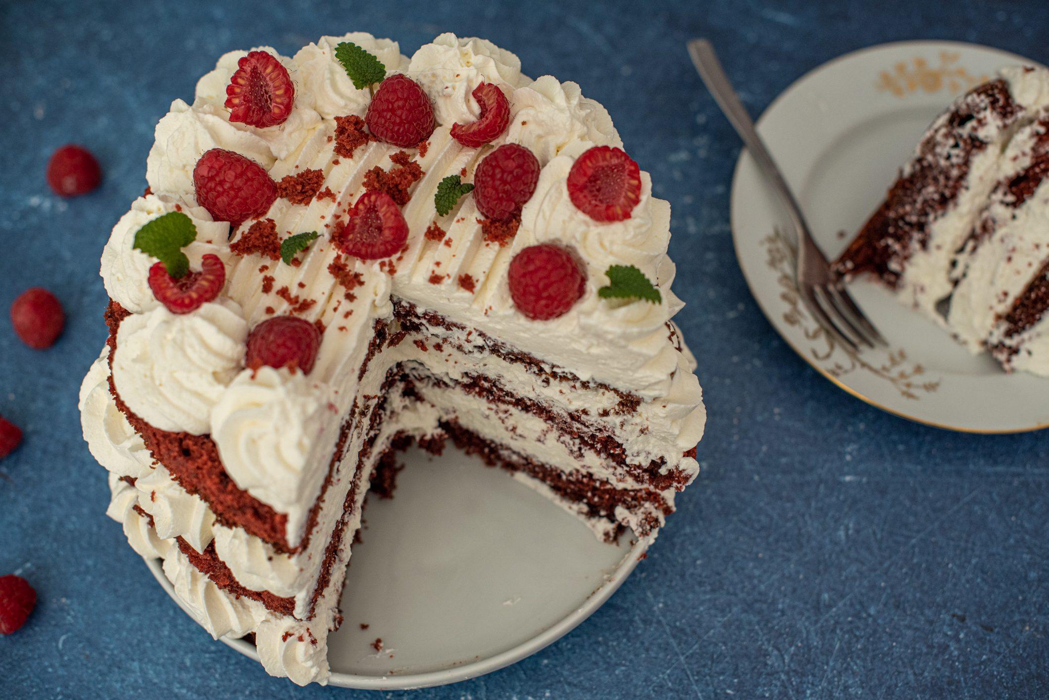 Red velvet Cake: la ricetta americana golosa e super romantica