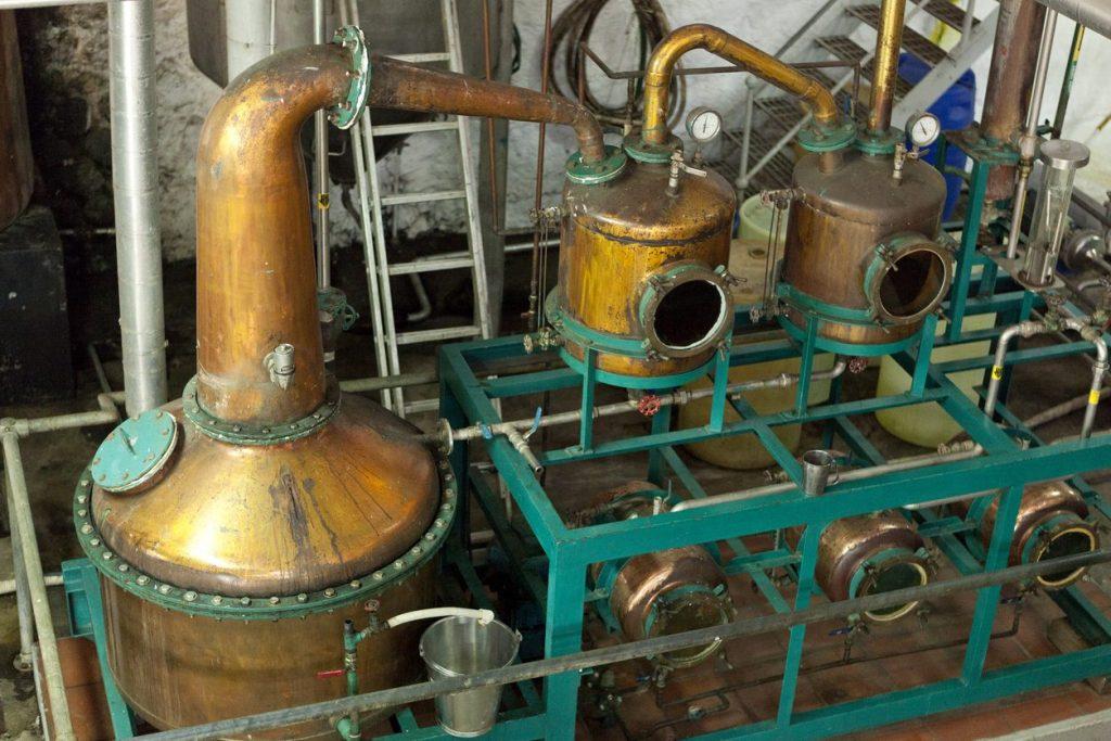 rum-distillazione