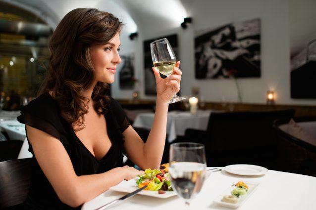 San Valentino da soli: il ristorante inglese per single