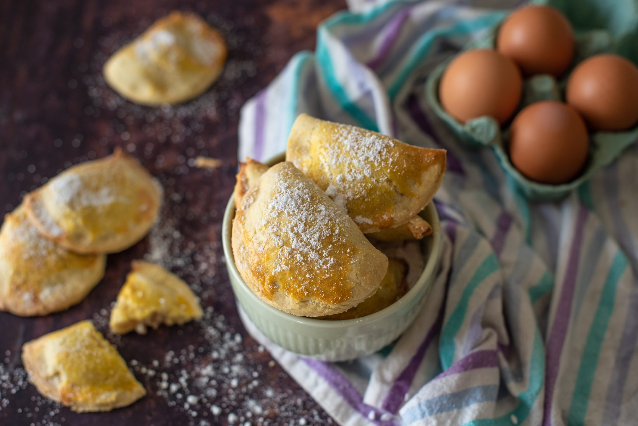 Sfogliatelle frolle: la ricetta originale del dolce tradizionale napoletano