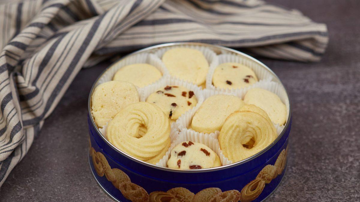 Biscotti Danesi La Ricetta Dei Famosi Biscotti Al Burro Friabili E Deliziosi