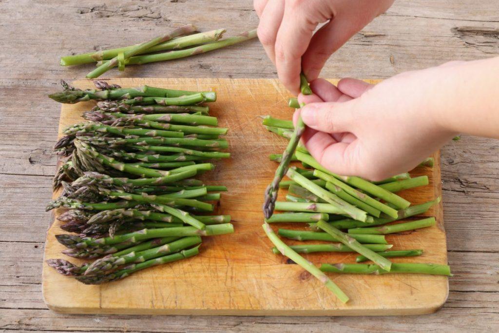 cucinare asparagi