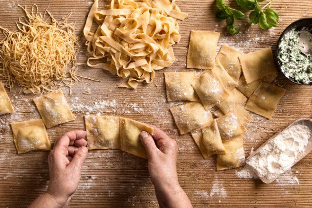 Qual è la farina più adatta per la pasta fresca?