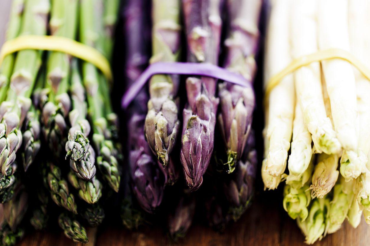Asparagi: le varietà principali e le idee per usarli al meglio in cucina