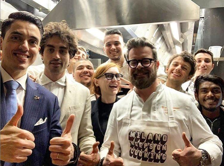 Milano Keeps on Cooking: le video ricette degli chef da cucinare durante l'emergenza