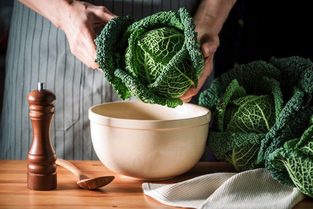 Come conservare la verdura