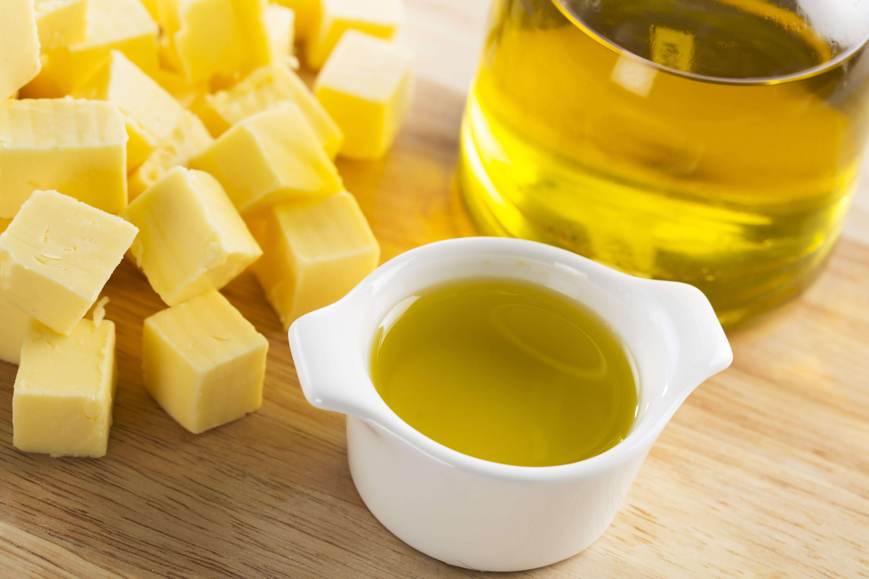 Come sostituire il burro con l'olio: dosi, consigli e trucchi per non sbagliare