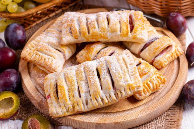 7 dolci con pasta sfoglia