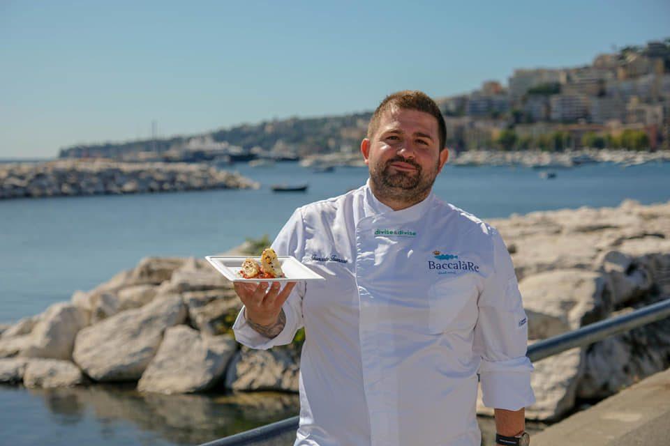 La pasta e patate dello chef stellato Francesco Franzese