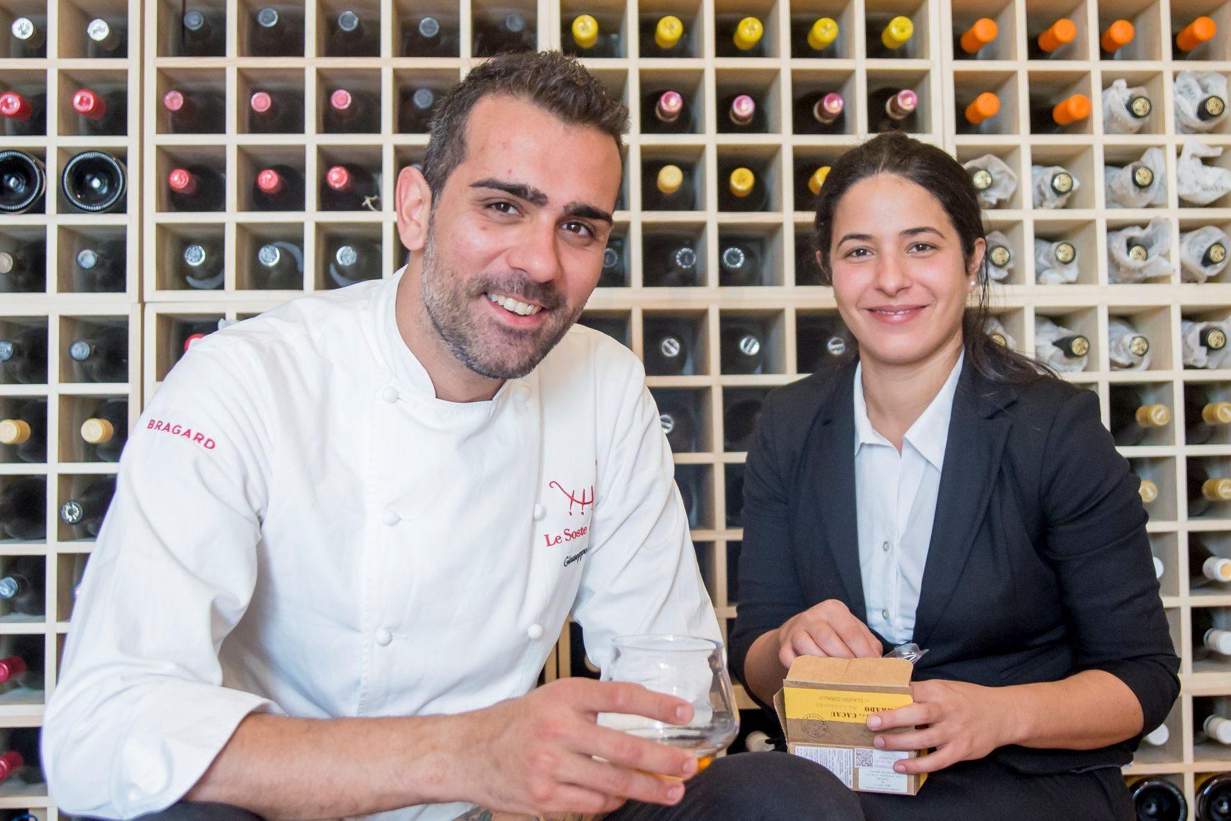 """Coronavirus. Le video ricette casalinghe dello chef Giuseppe Geraci con """"Chef a casa tua"""""""