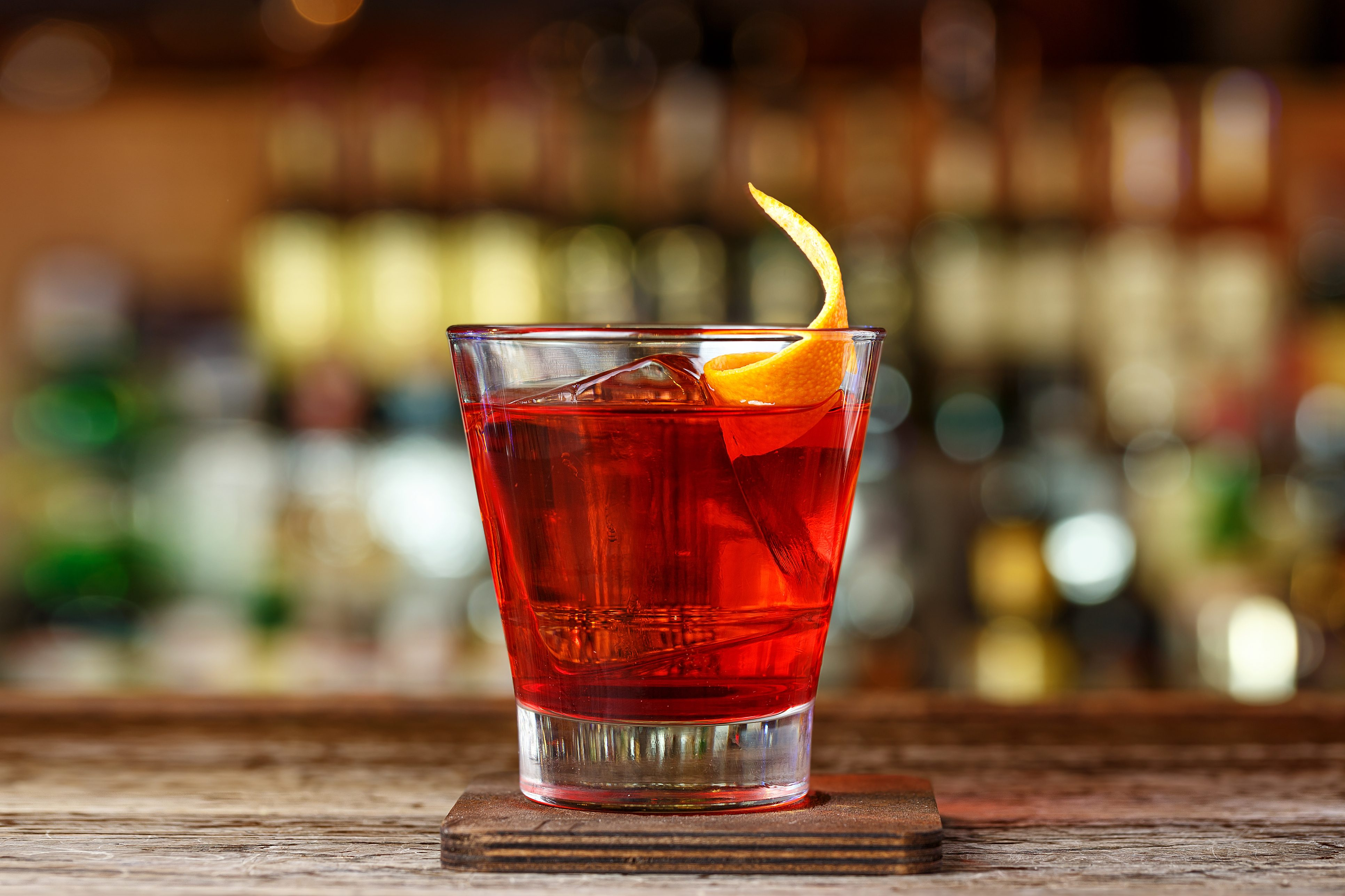 Negroni, storia di un cocktail italiano ultracentenario