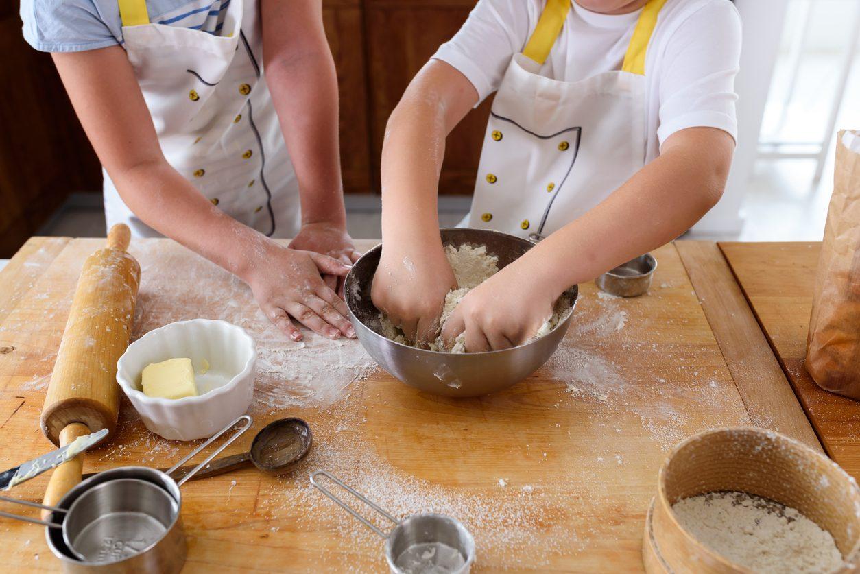 Ricette con i bambini: 10 idee facili e divertenti da fare a casa con i più piccoli