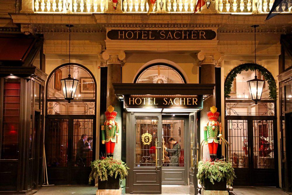 Storia e origini della torta Sacher